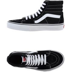 Vans High-Tops & Trainers found on Polyvore