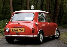 1966 Austin Mini Cooper S Rally Car For Sale