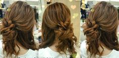 Magnifiques Coiffures Pour Cheveux Mi-longs Faciles à faire