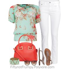 """Color"" by fiftynotfrumpy on Polyvore"