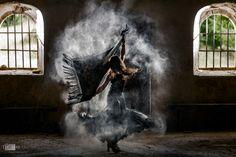 Flamenco II by Thomas David on Dance Photography, Portrait Photography, Dance Images, Just Dance, Macabre, Mystic, Black And White, Illustration, Artwork