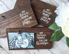 Fathers Day Gift - Personalized Gift For Dad - Gift For Grandpa - Papa Gift