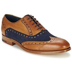 #zapatoshombre de la marca Barker #zapatos #mocasín