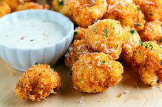 Try this for fried green tomatoes