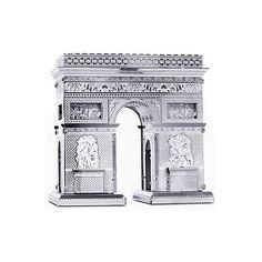Maquette Métal 3D Arc de Triomphe