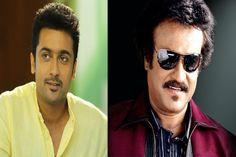 Dhruv Joshi: Watch: Suriya is incredible as he turns Rajinikant...