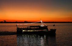 Baía do Guajará - Belém - Pa by Oswaldo Forte, via Flickr