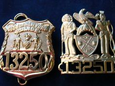 NYPD collectibles and badges Police Uniforms, Police Officer, Police Badges, Us Military Medals, Law Enforcement Badges, Money Notes, Badge Holders, Patches, Katrina Kaif