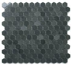 I love hexagon and penny tiles. Mosaics Tiles | Saltillo Imports Inc.