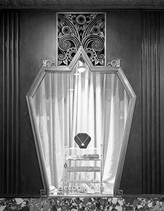 Jewelry Shop Window, Netherland Plaza Hotel, Cincinnati, Ohio
