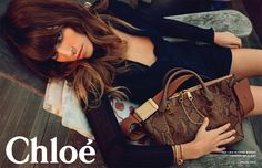 Chloe Spring/Summer 2014 Campaign