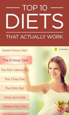 Diets That Actually Work: You may have tried a lot of weight loss diets but didn't feel satisfied or happy with the results. But all hope is not lost yet, as there are some diets that actually work. You can choose any one of these which you think is suitable for you. Here's the list of top 10 diets that work: