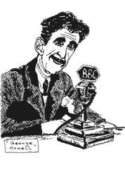 Las seis reglas de escritura de George Orwell