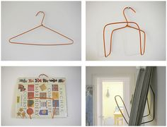 NO wire hangers! Ok, maybe this time.