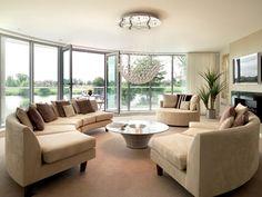 radial balance in interior design - Google Search