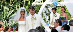 Wedding in Mijas Costa on the Costa del Sol in southern Spain.