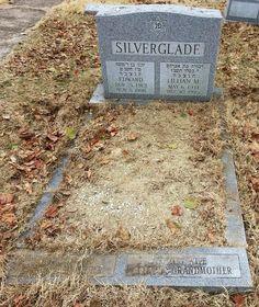 Grandma & Grandpa Silverglade in NJ