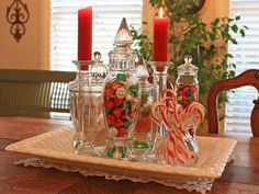 Elegant Christmas Table Decorations Ideas For Your Christmas Party