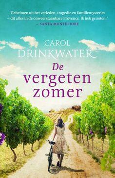 De vergeten zomer - Carol Drinkwater