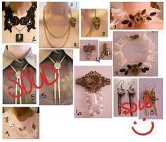 diy steampunk jewelry - Google Search