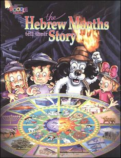 Hebrew Months Tell Their Story