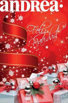 Catalogo de Andrea Promotor navideño 2015