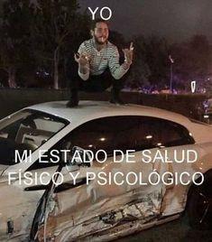 No tengo vida kok kok solo veo memes kok kok me quiero morir kok kok. Funny Spanish Memes, Spanish Humor, Dankest Memes, Funny Memes, Life Memes, Meme Faces, Reaction Pictures, Funny Photos, Haha