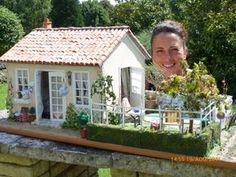 Dolls' House bed and breakfast in France