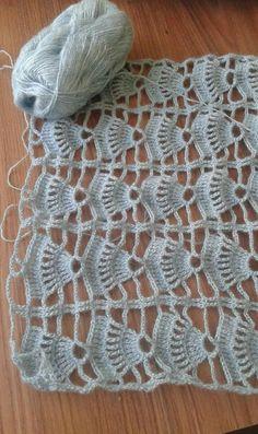 Hand Knitting Women's Sweaters Crochet Lace Edging, Freeform Crochet, Tunisian Crochet, Crochet Squares, Love Crochet, Filet Crochet, Crochet Shawl, Crochet Stitches, Baby Knitting Patterns