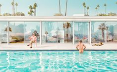 Palm Springs by Dean West