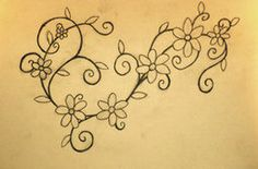 Daisy Chain Tattoo Design by ~T-Jackification on deviantART