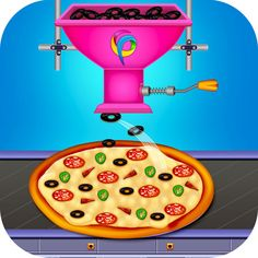 #NEW #iOS #APP Pizza Factory - Pizza Cooking Game - Imtiyaz Dodhiya