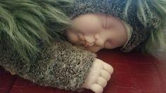 Anne Geddes Hedgehog Doll 1999 Vtg Bean Plush #AnneGeddes #Dolls