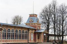 Haapsalu Railway Station - Old Haapsalu Railway Station