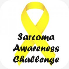 The Sarcoma Awareness Challenge is now underway. Help increase awareness and funds for research by making a donation of $10 or more. Then, share this info with at least 10 other people and ask them to do the same. Every little bit adds up quickly and can help make a huge impact on finding the cure! http://www.crowdrise.com/SFAAwarenessChallenge/fundraiser/CureSarcoma