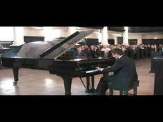 """Stravinsky Petrushka """"Russian Dance"""" Nikola Paskalov piano"""