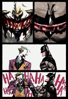 Read Batman telltale series from the story !Imagenes batjokes¡ by (Laura Shina) with reads. Joker Batman, Bat Joker, Joker And Harley Quinn, Superhero Family, Batman Family, Tim Drake, Gotham, Batman Telltale, Funny Animal Videos