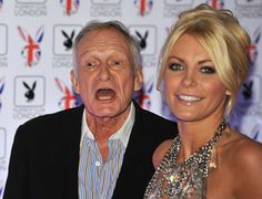 Hugh Hefner –He said he had a male lover for a while back in the day, too.