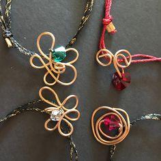 Charm Bracelets Charm Bracelets, Jewelry Art, Washer Necklace, Swarovski, Hand Painted, Charmed, Gold, Vintage, Bracelets