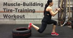 Tire training isn't just tire flips and hammer slams. In fact, run though this entire workout and you won't do either of those moves. What you will do is a total-body workout for free (or very inexpensively). You can find tractor tires (or another size suited to your fitness level) at your local tire-recycling center. With just one...