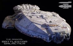 The original Battlestar Galactica BSG