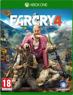 Far Cry 4 - Standard Edition (Xbox One): Amazon.co.uk: PC & Video Games