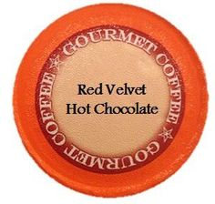 Red Velvet Hot Chocolate, for Keurig K-cup Brewers, 24 Count