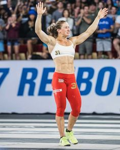 Tia Toomey is the Fittest Woman on Earth! So glad to see she took the crossfit games for 2017!! She is such an inspiration, and following her progress has been quite a journey! Congrats Tia!!
