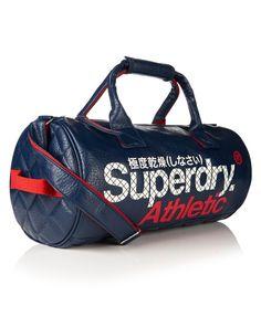Mens - Athletic Barrel Bag in Navy ab204a02ba15a