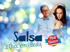Chcesz w 5 dni solidnie opanować podstawy salsy (poziom P1)? Mamy specjalną ofertę dla Ciebie: Zajęcia codziennie od poniedziałku do piątku od 11.07 w godzinach 19:05 - 20:05 poprowadzą Beata Rutkowska i Quoc Nguyen UWAGA! Kontynuacja (poziom P2) w następnym tygodniu :) http://www.salsalibre.pl/news/205777/holidance-salsa-od-podstaw-w-pigulce