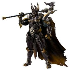 Makaikado Dark Knight Kiba (Completed) Bandai Garo [JAPAN] by Bandai. $55.00. Officially Licensed. MAKAI-KADO is a NEW SERIES that will depict the GARO tokusatsu character in stunning proportion and detail, and feature superior aticulation. Sculpted by the renowned artists Takeya and Fujioka, and featuring diecast parts and composite resin, MAKAI-KADO promisses to take action figures to an entirely new aesthetic level. The third release in the series will be the Dark Knight Kiva...