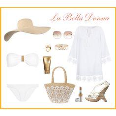 """""""La Bella Donna"""" by Coastal Style Blog"""