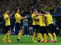 Borussia Dortmund outclass Arsenal