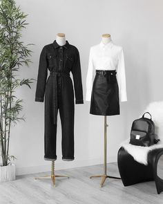 We offer dozens of clothing designs every week, our clothes are unique and each new design reflects the latest Classy Casual, Classy Outfits, Chic Outfits, Fashion Outfits, Ulzzang Fashion, Korean Fashion, Clothes Mannequin, Vetements Clothing, Couple Outfits